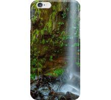 Curtis Falls - Mt Tamborine Qld Australia iPhone Case/Skin