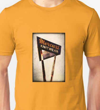 Mercuri Knitwear Unisex T-Shirt