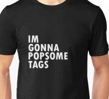 Thrift Shop Macklemore Tags Tee Unisex T-Shirt