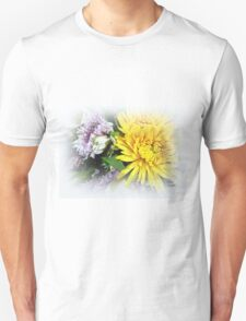 Floral Refreshment Unisex T-Shirt