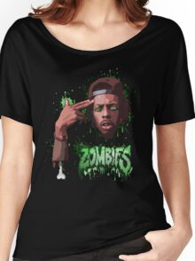 Meechy Darko Flatbush Zombies Women's Relaxed Fit T-Shirt