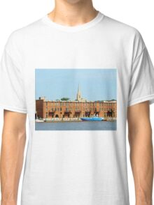Wilmington, NC Waterfront Classic T-Shirt