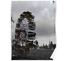 Fair Rust Wheel Poster