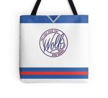 Feed The Wolf (Jersey) Tote Bag