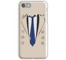 Castiel Trenchcoat Tee iPhone Case/Skin