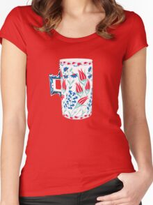 Traditional 07 Women's Fitted Scoop T-Shirt