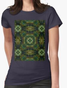Natural Born Womens Fitted T-Shirt