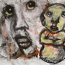 Mother and Child - Bernard Lacoque by ArtLacoque