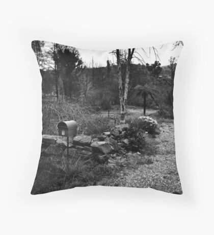 M9 Throw Pillow