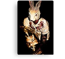 No More Easter Canvas Print