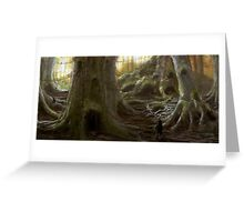Treehouse Community Greeting Card