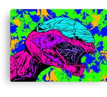 Psychedelic Thrall Canvas Print