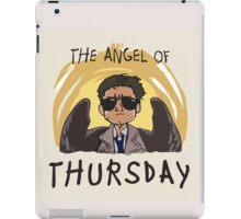 Angel of Thursday iPad Case/Skin