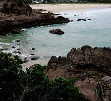 Stunning Beach Scene - Pambula by zwhite