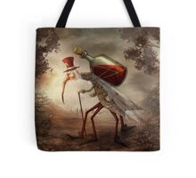 Old mosquito Tote Bag