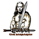 CONAN THE BARBARIAN by DCdesign