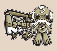 Senior Mascot Tag by KawaiiPunk