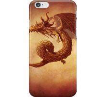 Fire Dragon iPhone Case/Skin