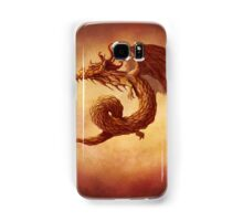 Fire Dragon Samsung Galaxy Case/Skin