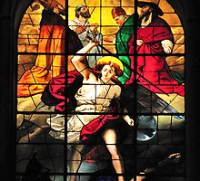 Stained Glass 1 by MaluC