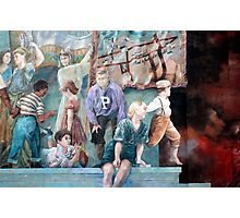 Phoenixville Mural Photographic Print