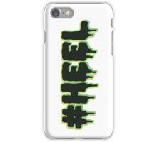 #HEEL - Slime iPhone Case/Skin