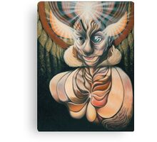 The Arousal of Brahma  Canvas Print
