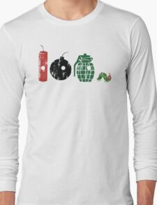 Very Hungry Long Sleeve T-Shirt