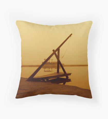 Catapult Throw Pillow
