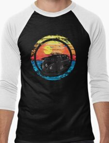 VW Kombi Sunset Design Men's Baseball ¾ T-Shirt