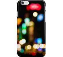 Shibuya Bokeh Lights iPhone Case/Skin