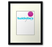 Twicksters Framed Print