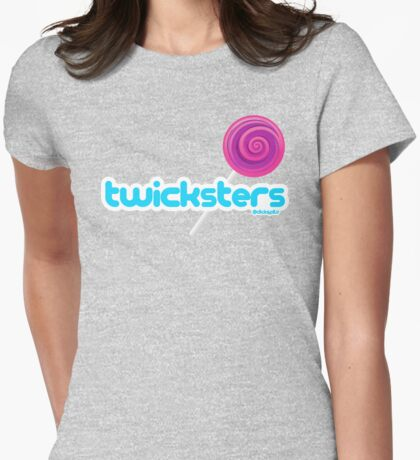 Twicksters Womens Fitted T-Shirt
