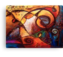 Rising Above the Clamor Canvas Print