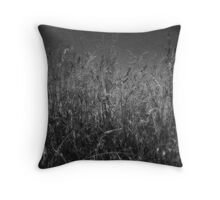 Your Whisper Haunts Me Throw Pillow