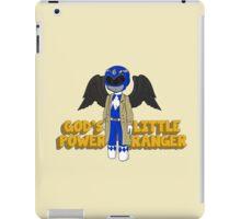 One of God's Little Power Rangers iPad Case/Skin
