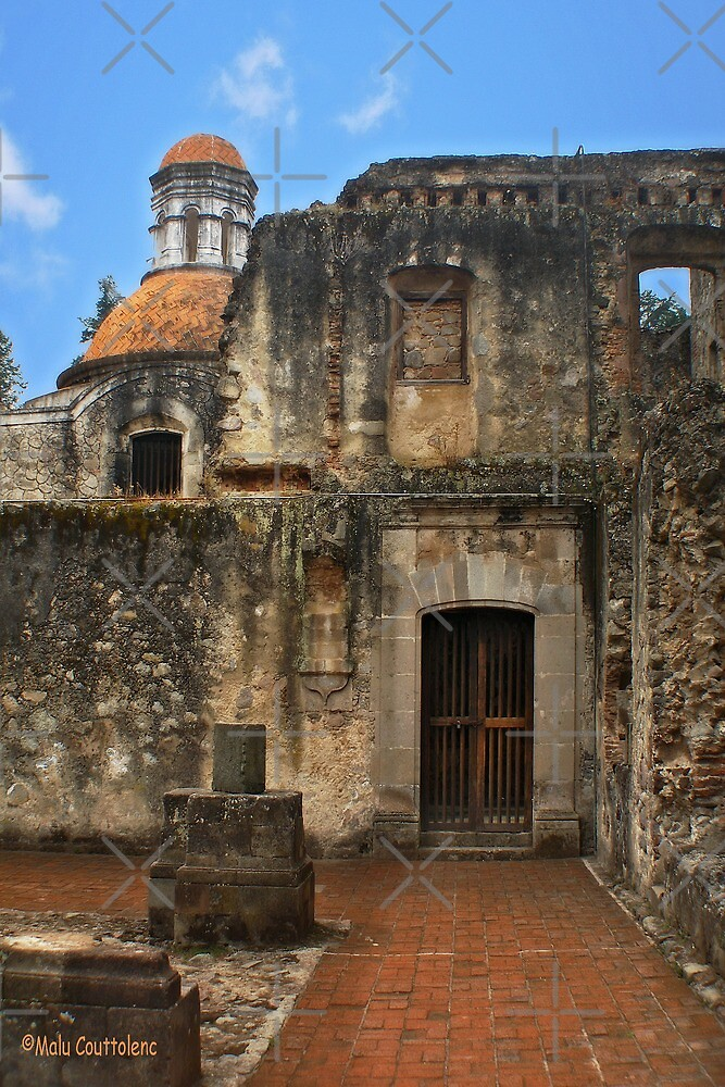 Colonial Style Old Convent by MaluC