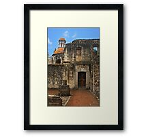 Colonial Style Old Convent Framed Print