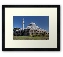 Sunshine Mosque • Melbourne • Victoria Framed Print