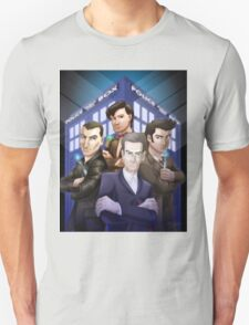 The Doctors Four T-Shirt