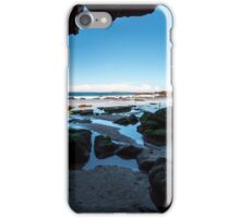 Caves Beach NSW Australia iPhone Case/Skin