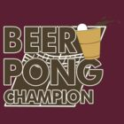 Beer Pong Funny TShirt Epic T-shirt Humor Tees Cool Tee by maikel38