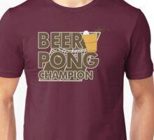 Beer Pong Funny TShirt Epic T-shirt Humor Tees Cool Tee Unisex T-Shirt