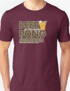 Beer Pong Funny TShirt Epic T-shirt Humor Tees Cool Tee T-Shirt