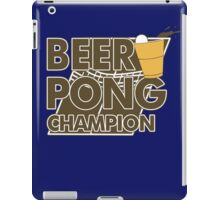 Beer Pong Funny TShirt Epic T-shirt Humor Tees Cool Tee iPad Case/Skin
