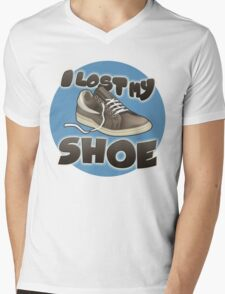 I Lost My Shoe Mens V-Neck T-Shirt