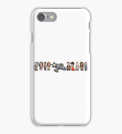 Serenity Now iPhone Case/Skin