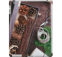 Christmas decoration iPad Case/Skin