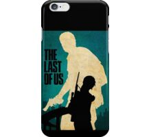 The Last Of Us Road to survival iPhone Case/Skin