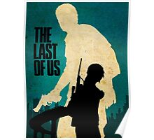 The Last Of Us Road to survival Poster
